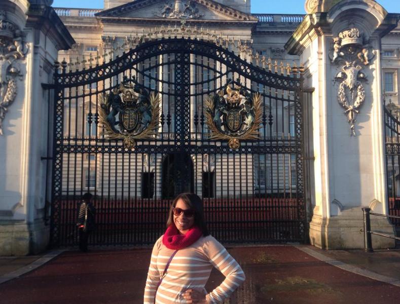 Visit London - December 31, 2013