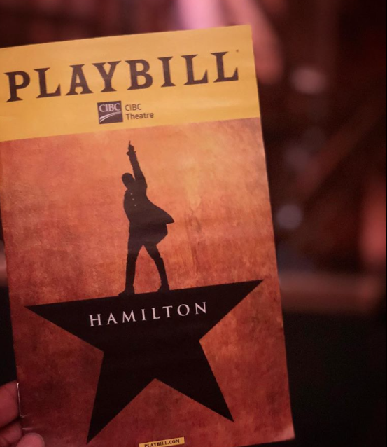 See Hamilton on Broadway - March 7, 2018