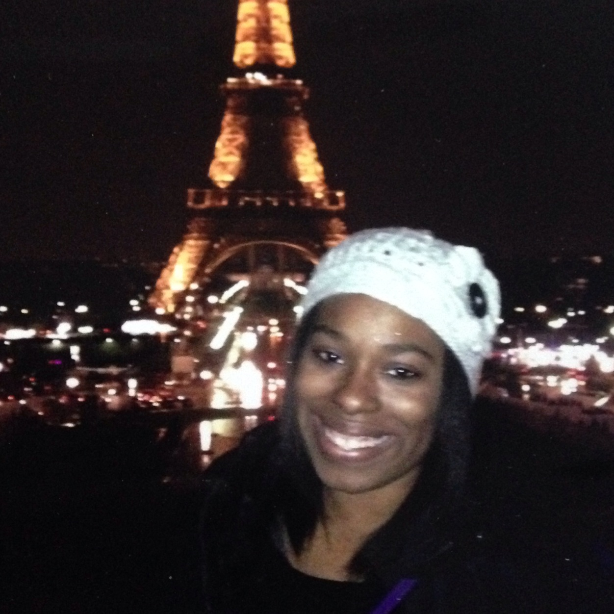 Visit Paris, France - December 24, 2013