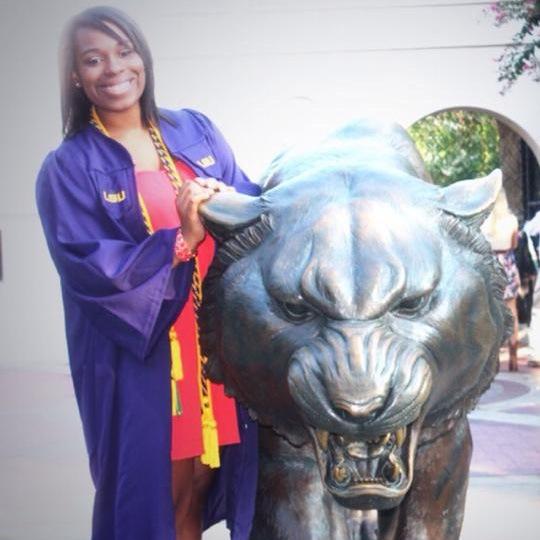 Graduate LSU - August 9, 2013