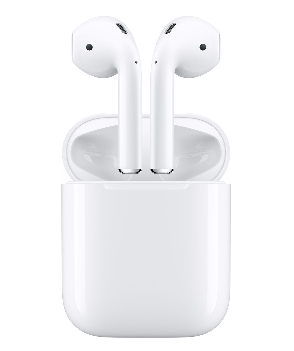 AirPods - … because who doesn't want these? Everywhere I look I see people using these, and everyone seems to love them! The features are cool, modern, and technologically advanced.