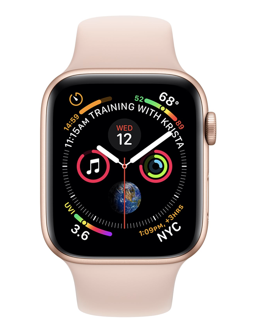 Apple Watch - I might be an Apple junkie… I'm working on it. The new features that come along with the Apple Watch are astounding. The health features and its integration with the iPhone will get you started off on the right foot in January!
