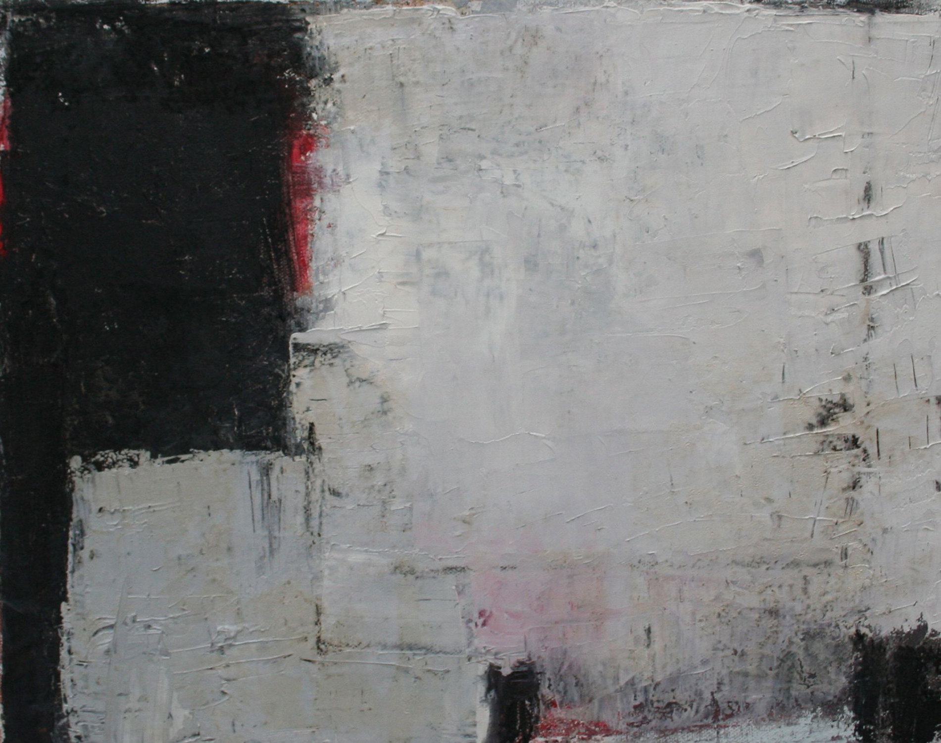 Untitled (red/black)