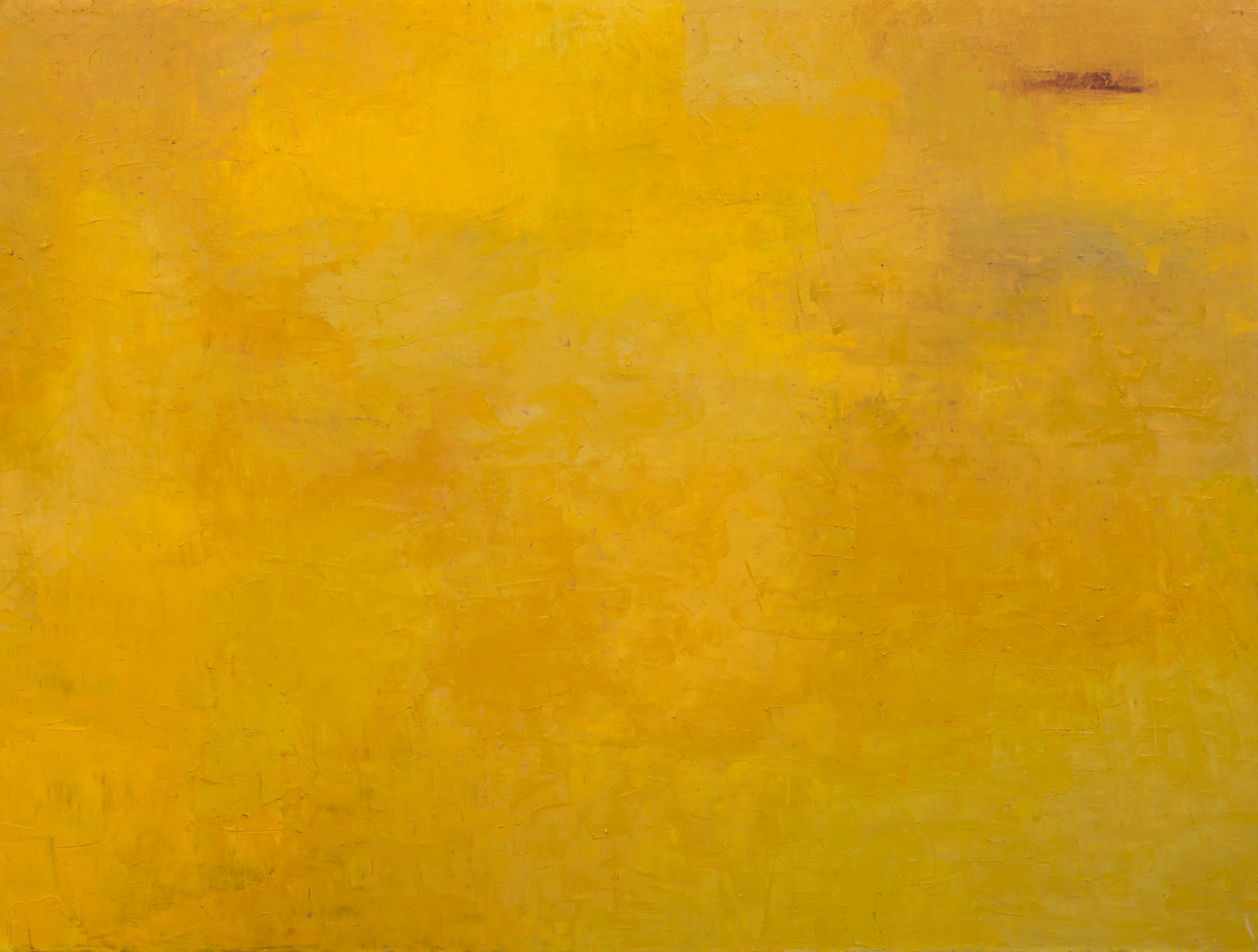 Untitled (yellow/red #1)