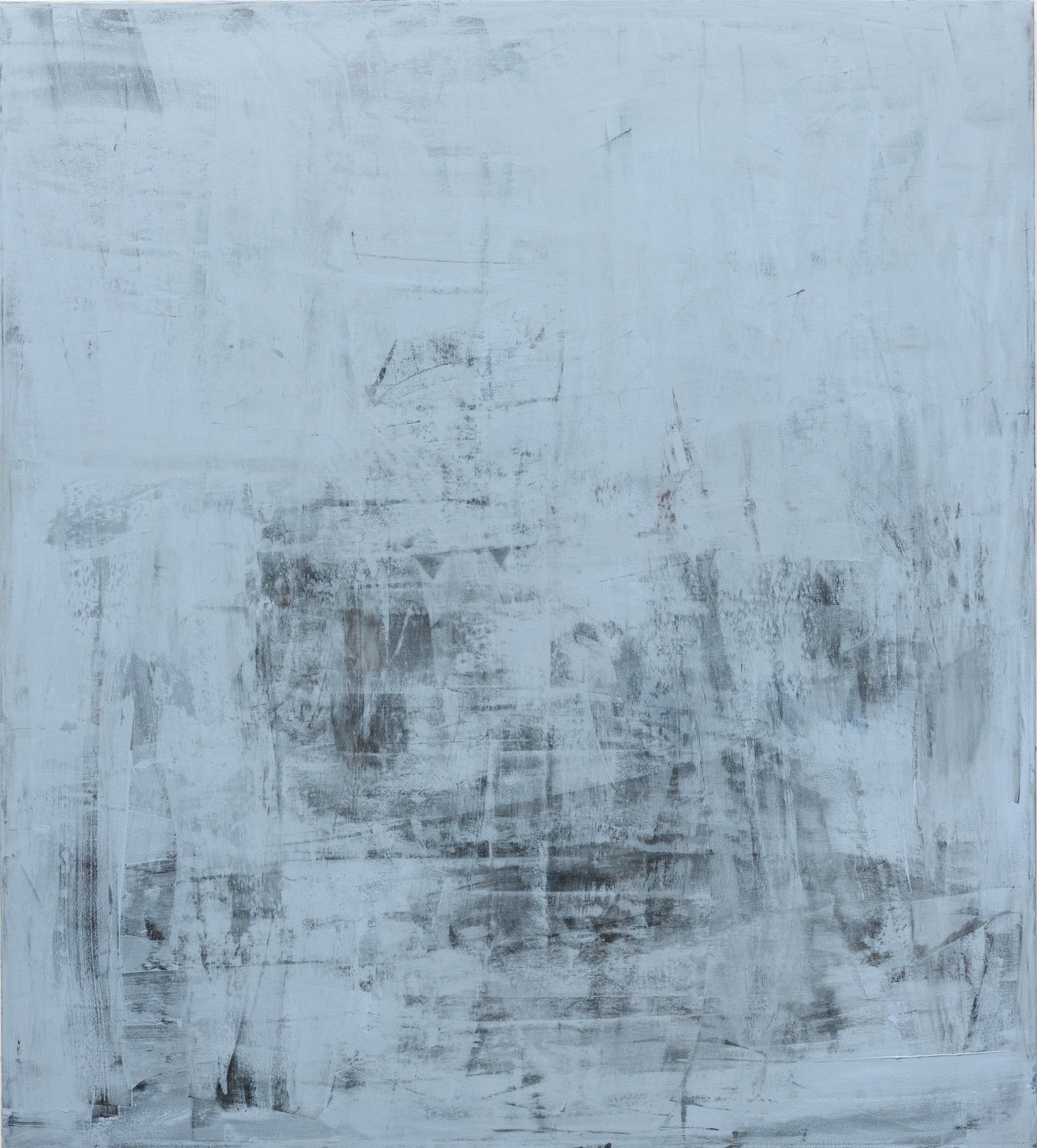 Untitled (blue/grey #1)