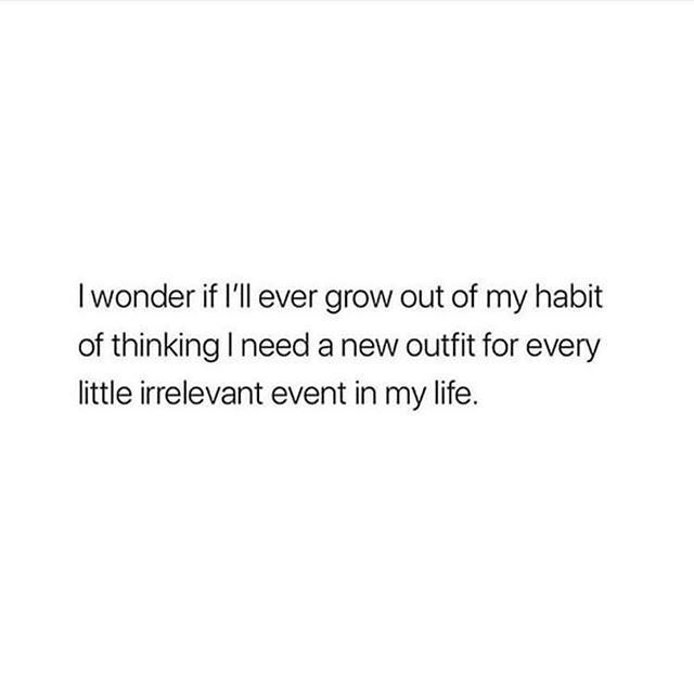Outfit sorted for the bank holiday weekend!?