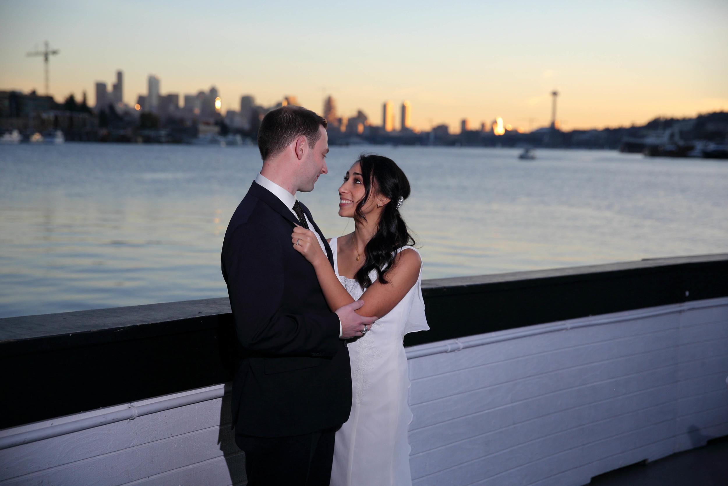 Wedding M/V Skansonia