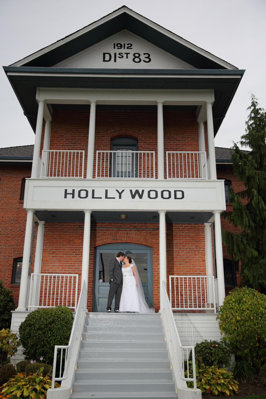 Wedding Hollywood Schoolhouse