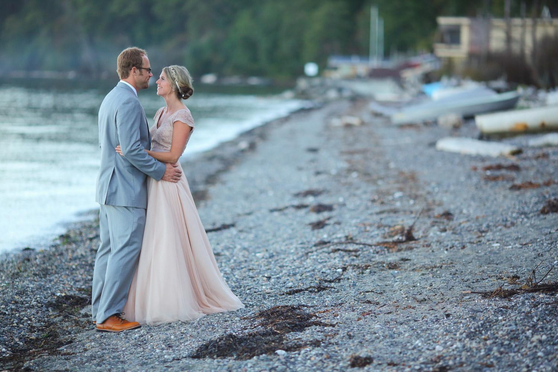 Guemes Island Wedding