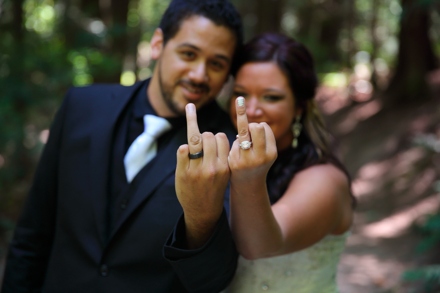 Trash the Dress Photos Whatcom Falls Bellingham Washington01.jpg