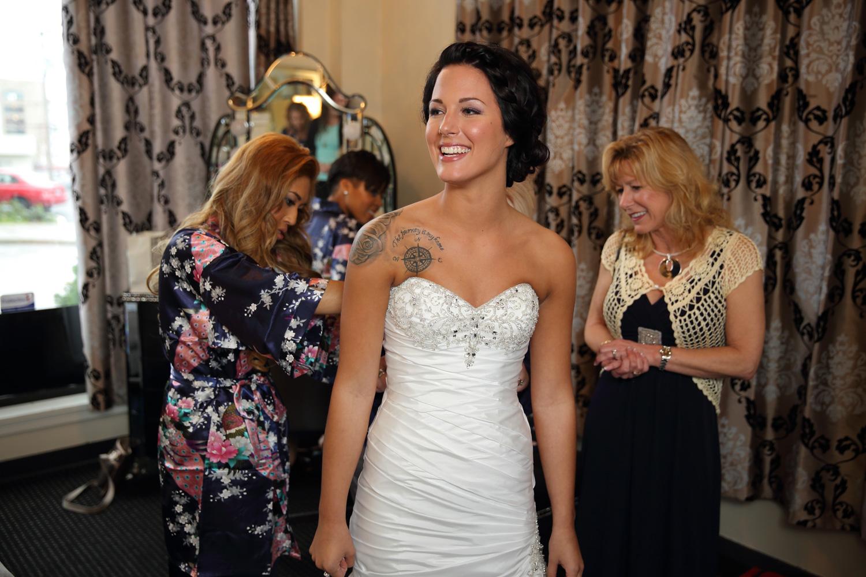 Wedding Monte Cristo Ballroom Everett