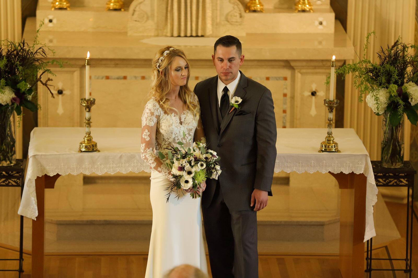 Wedding Holy Names Academy