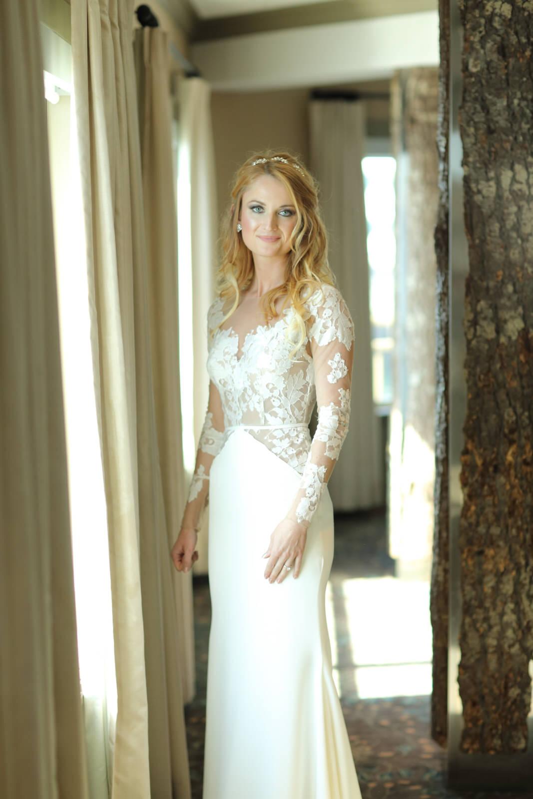 Wedding Photo Edgewater Hotel Seattle