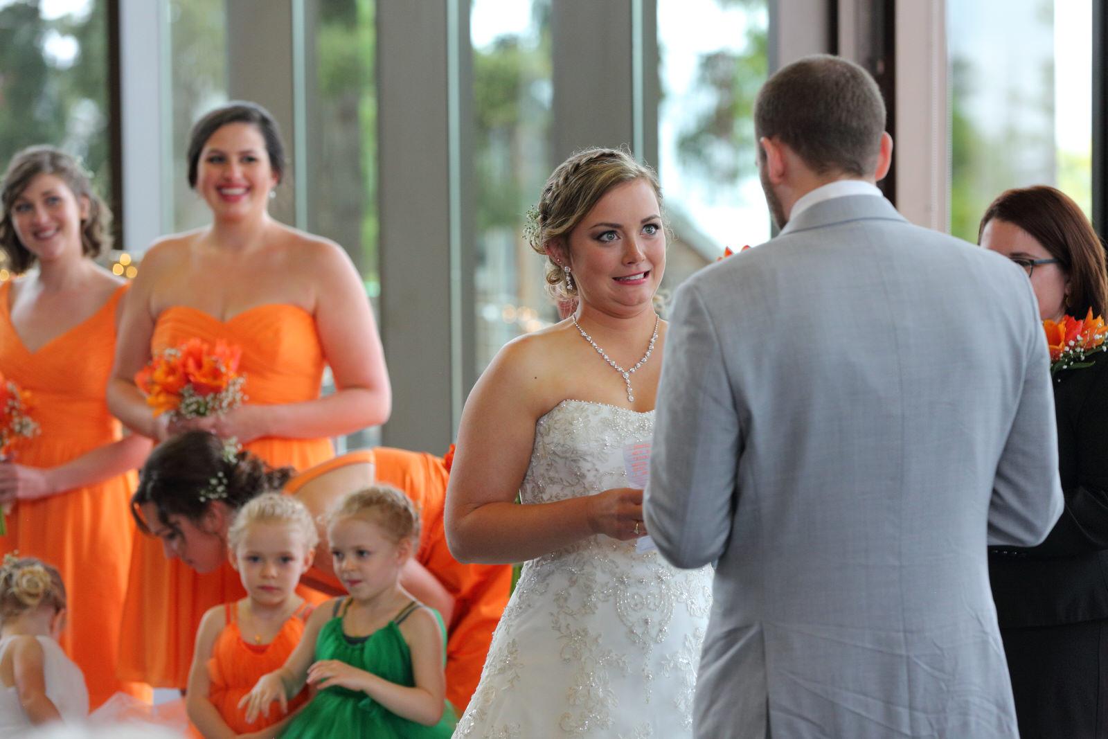 Wedding Rosewood Community Center Mukilteo