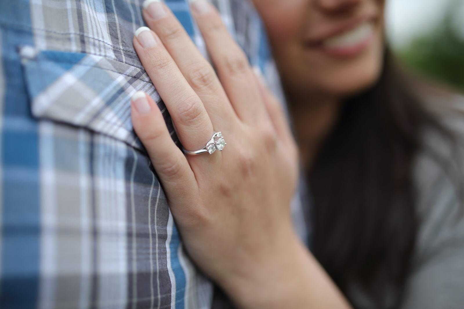 Engagement Photos Snohomish Washington