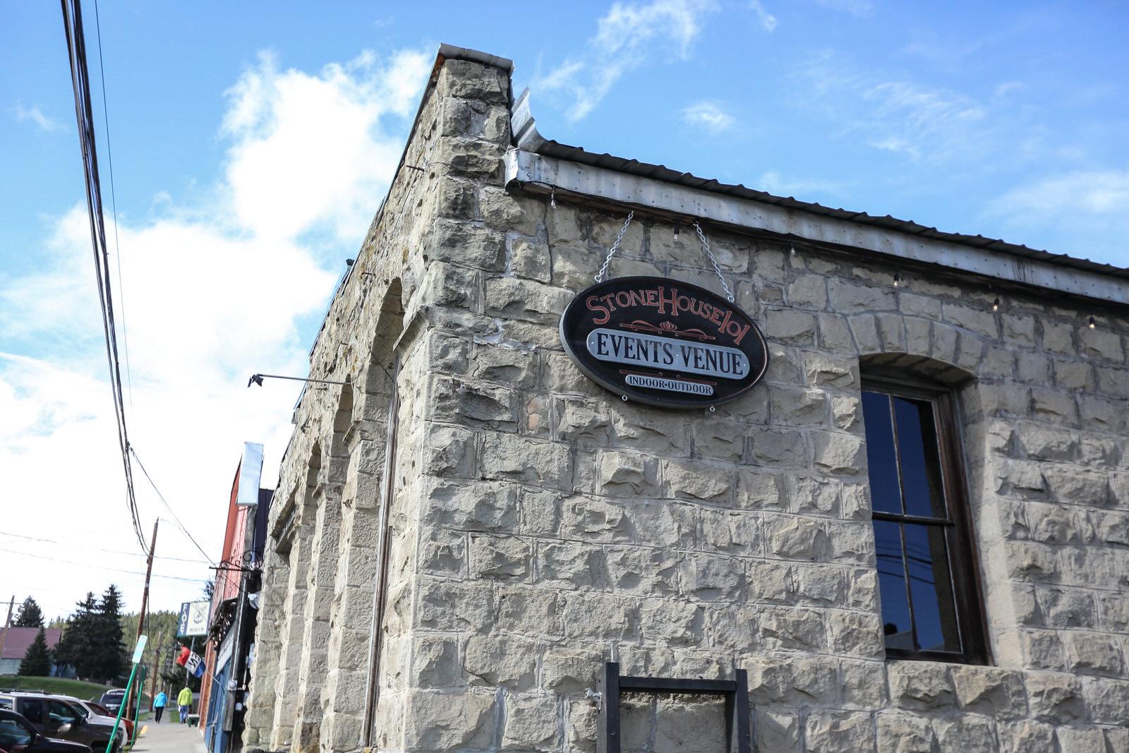 Stonehouse 101 Wedding Venue