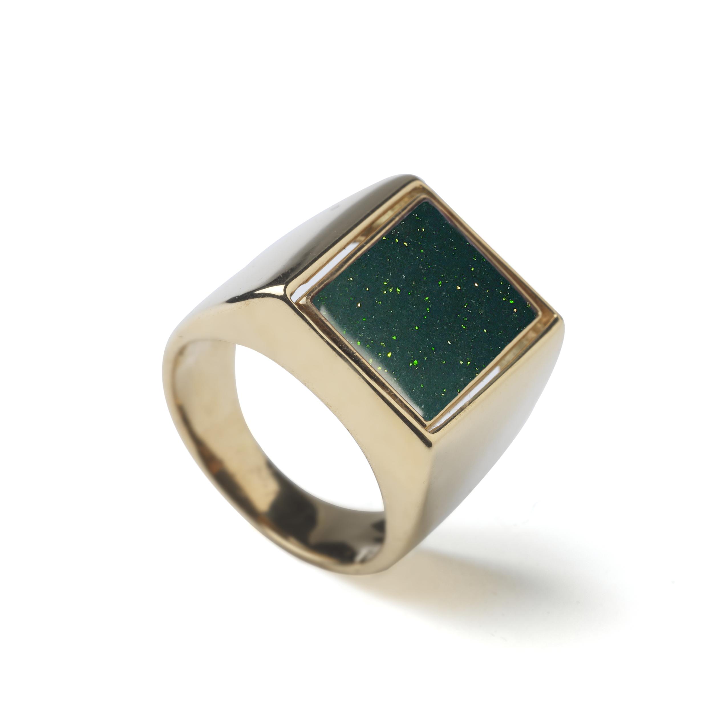 Green Goldstone
