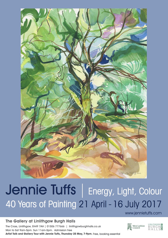 Energy, Light, Colour - ft Standing Proud © Jennie Tuffs.