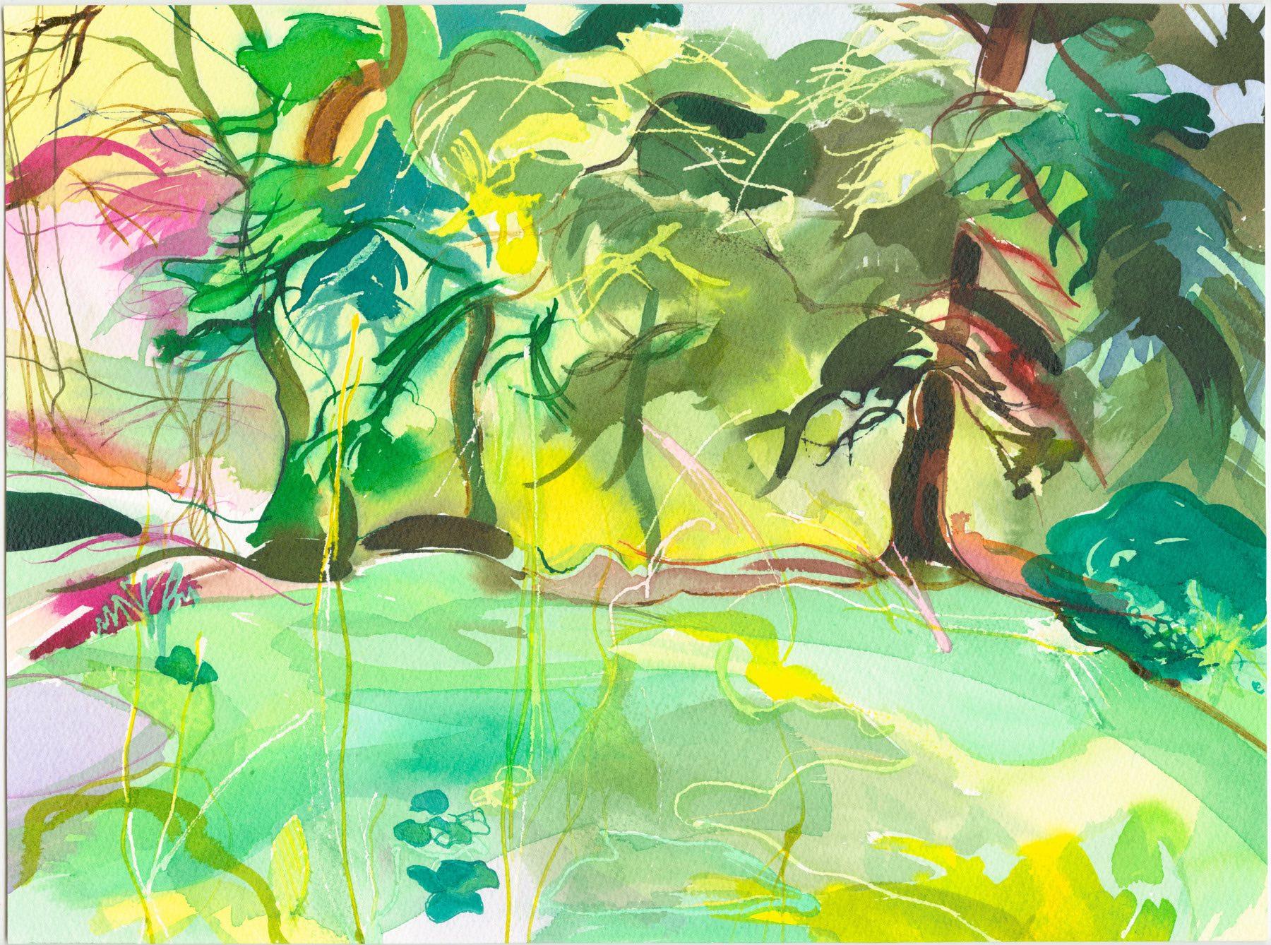 beyond juliet's pond