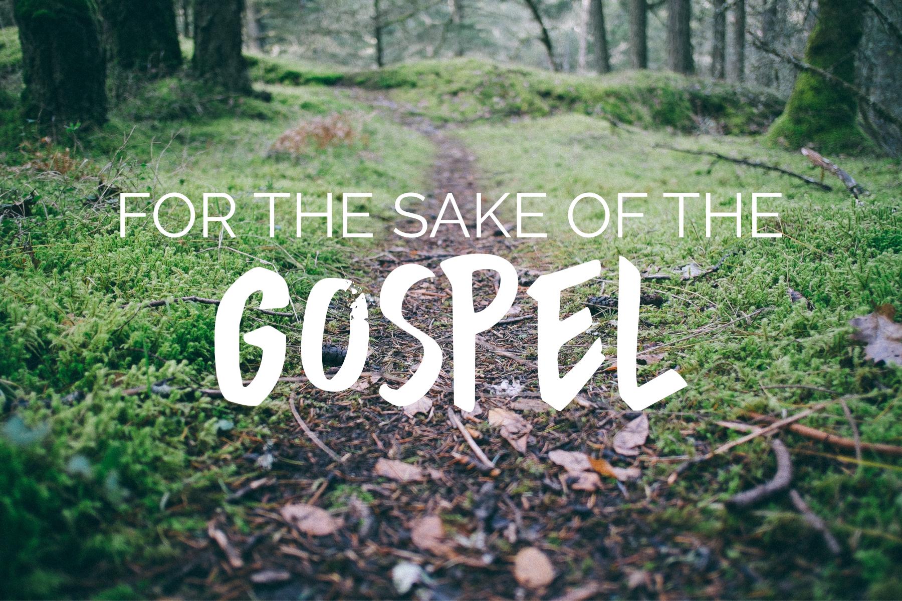 For the sake of the gospel.jpg