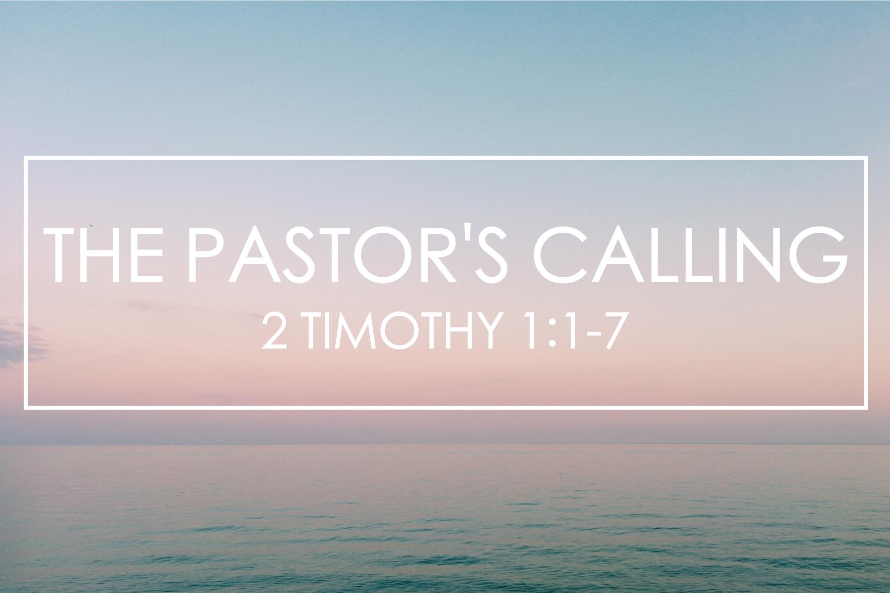 The Pastor's Calling.jpg