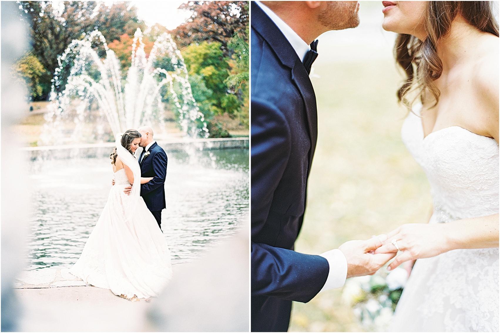St Louis Art Museum Wedding - Jordan Brittley Photography (www.jordanbrittley.com)