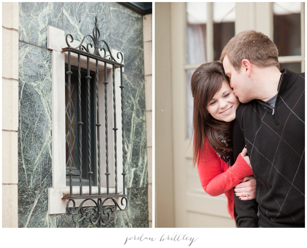 St Charles Engagement - Main Street St Charles by Jordan Brittley_008