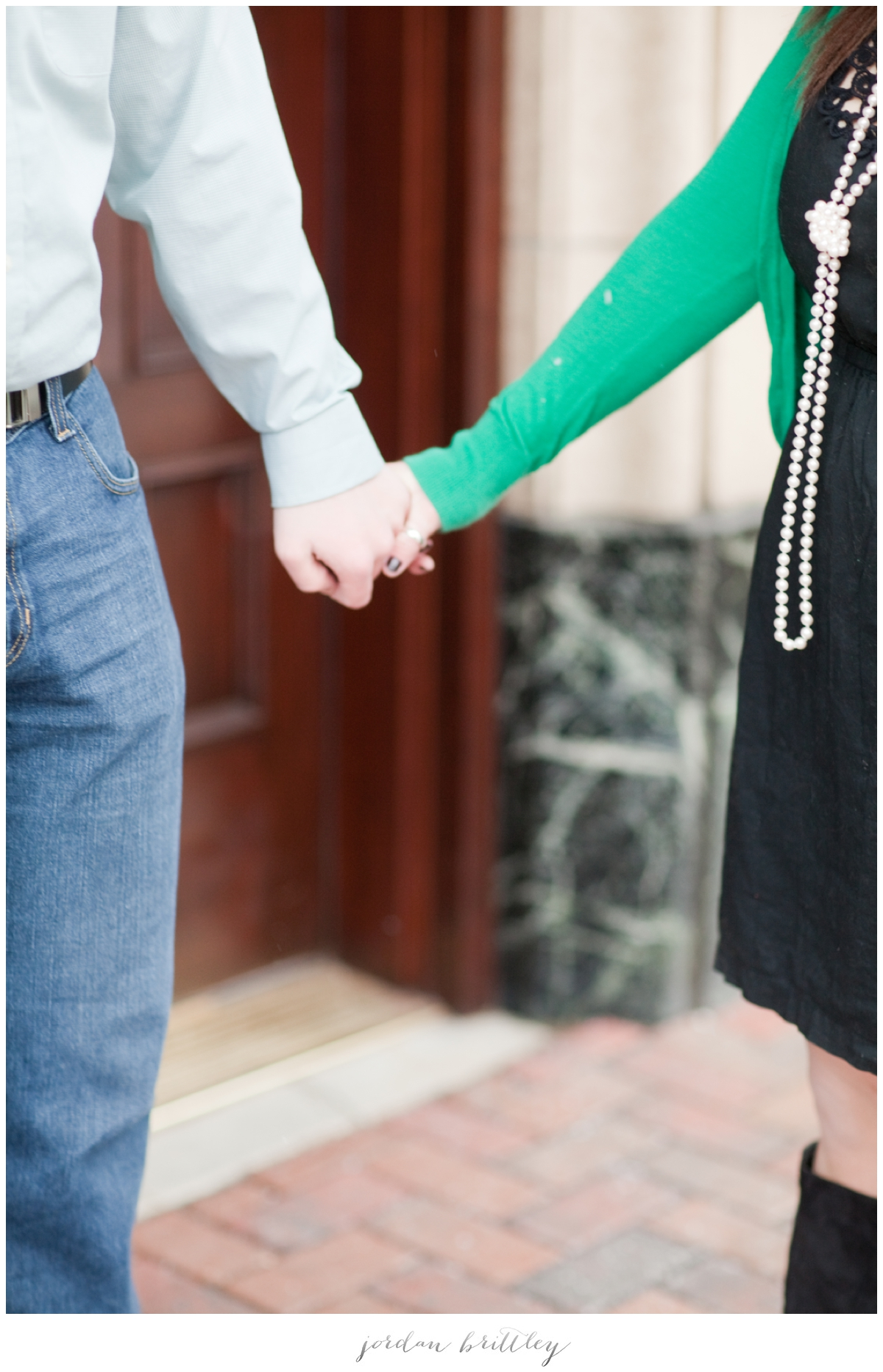 St Charles Engagement - Main Street St Charles by Jordan Brittley_011