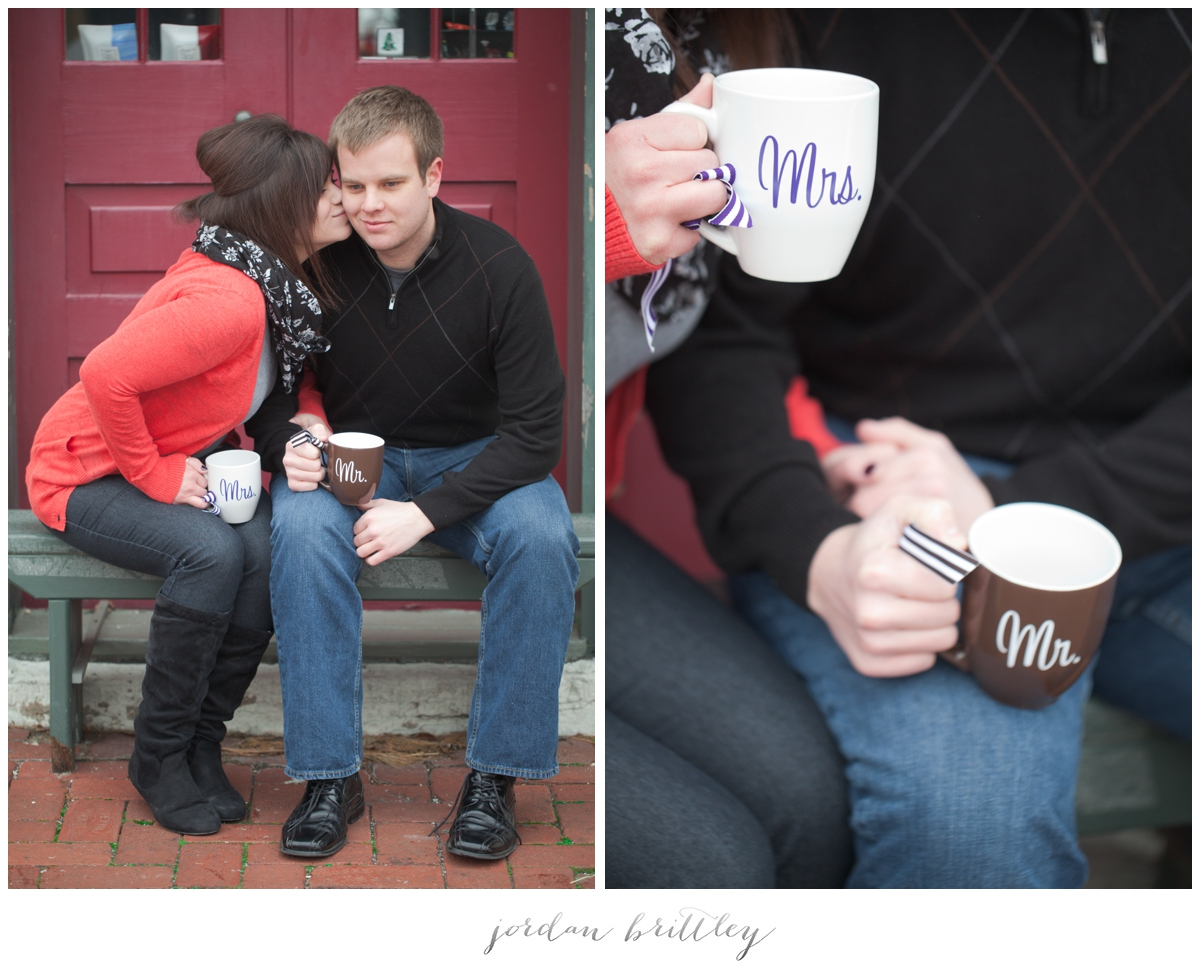 St Charles Engagement - Main Street St Charles by Jordan Brittley_018