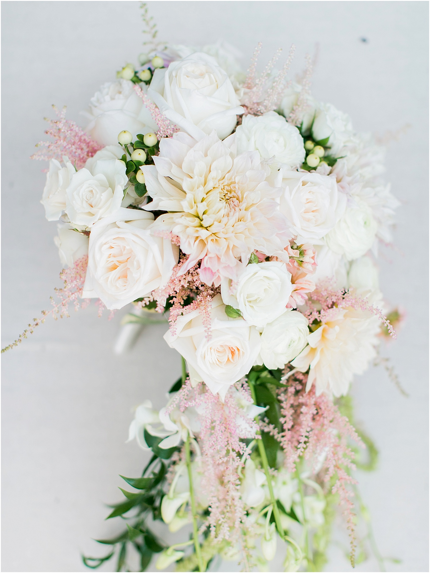 Floral Design by Always in Bloom in St Louis, MO | St Louis Club in Clayton, Missouri | Wedding Photography by Jordan Brittley