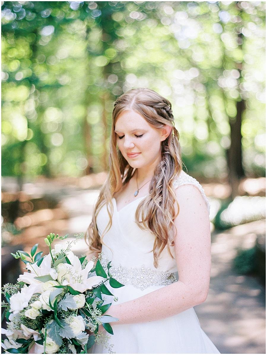 Film Wedding Photography in Little Rock, AR