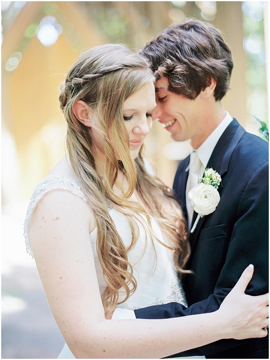 Romantic Little Rock Wedding Photographer