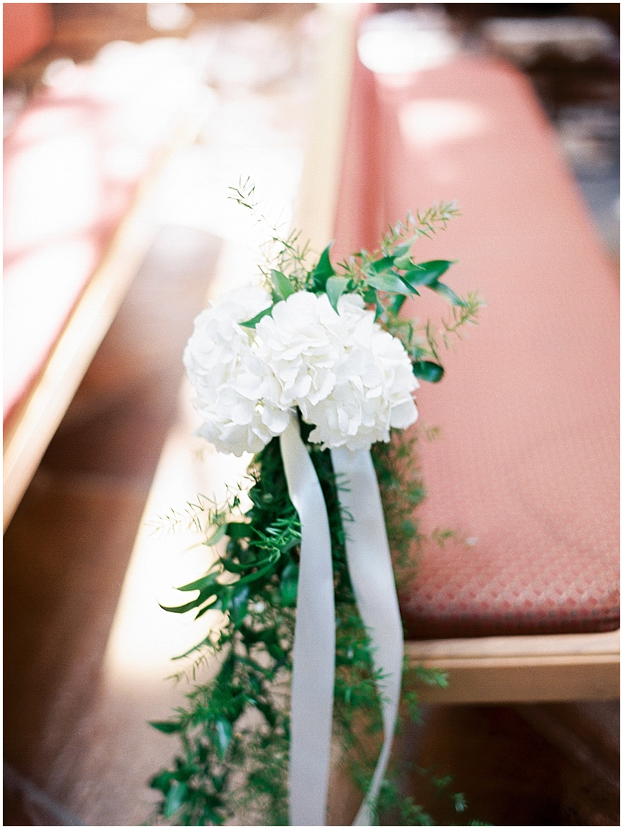 Romantic Garden Wedding Photography