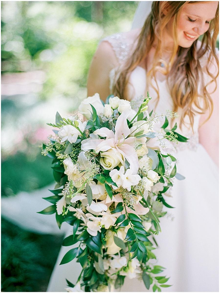 Little Rock Garden wedding photographer