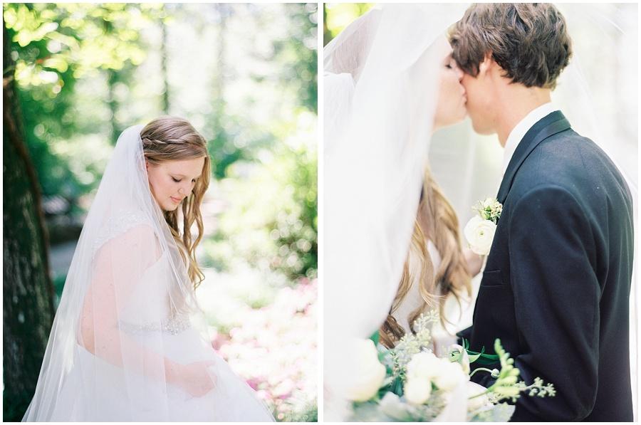 Arkansas Fine Art Film Wedding Photography