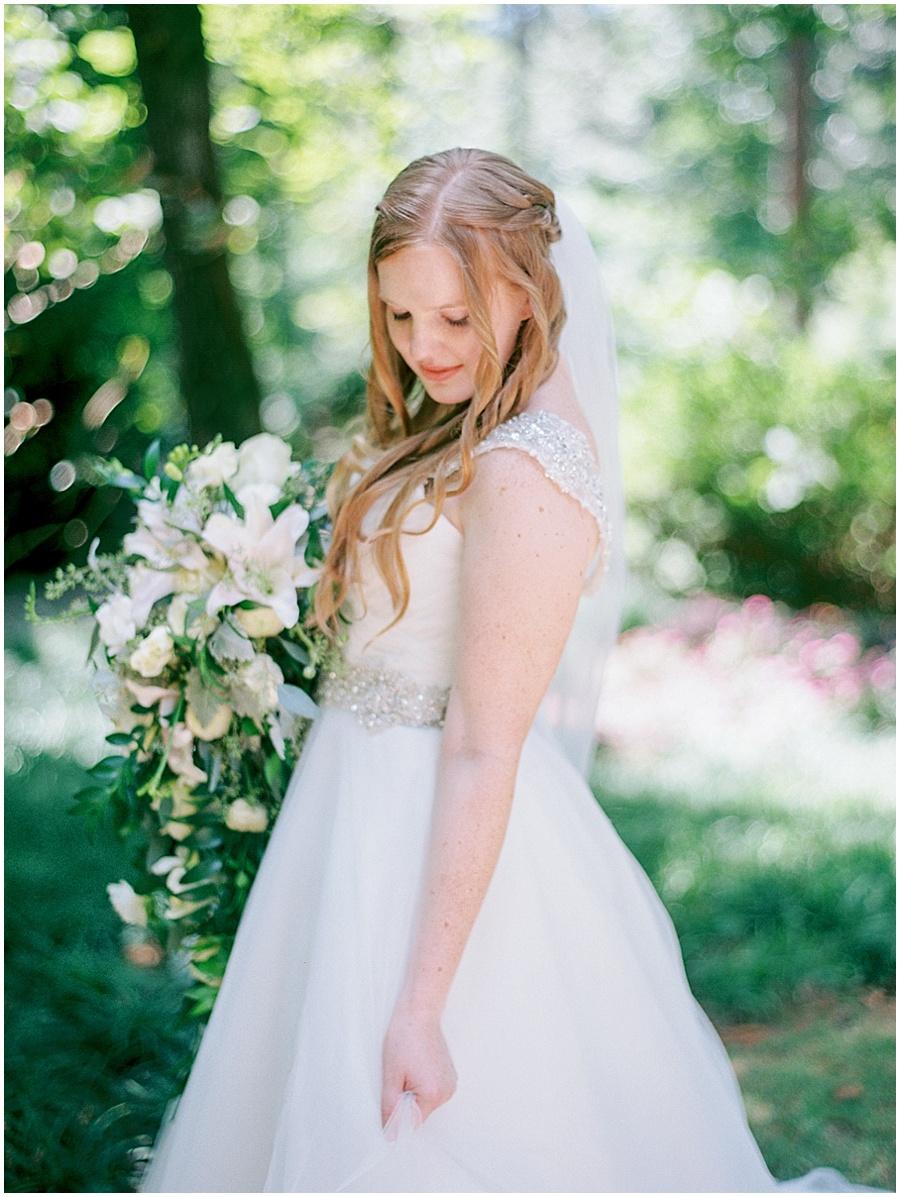 Little Rock Film Wedding Photography