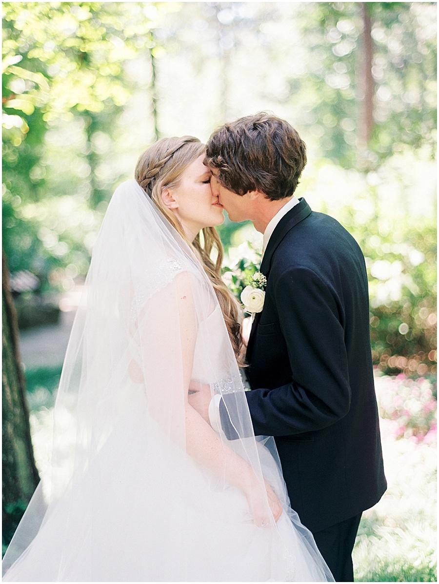 Film Wedding Photographer Missouri
