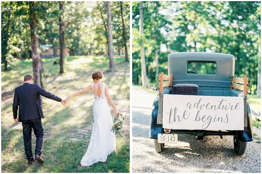 romantic wedding photos in 417