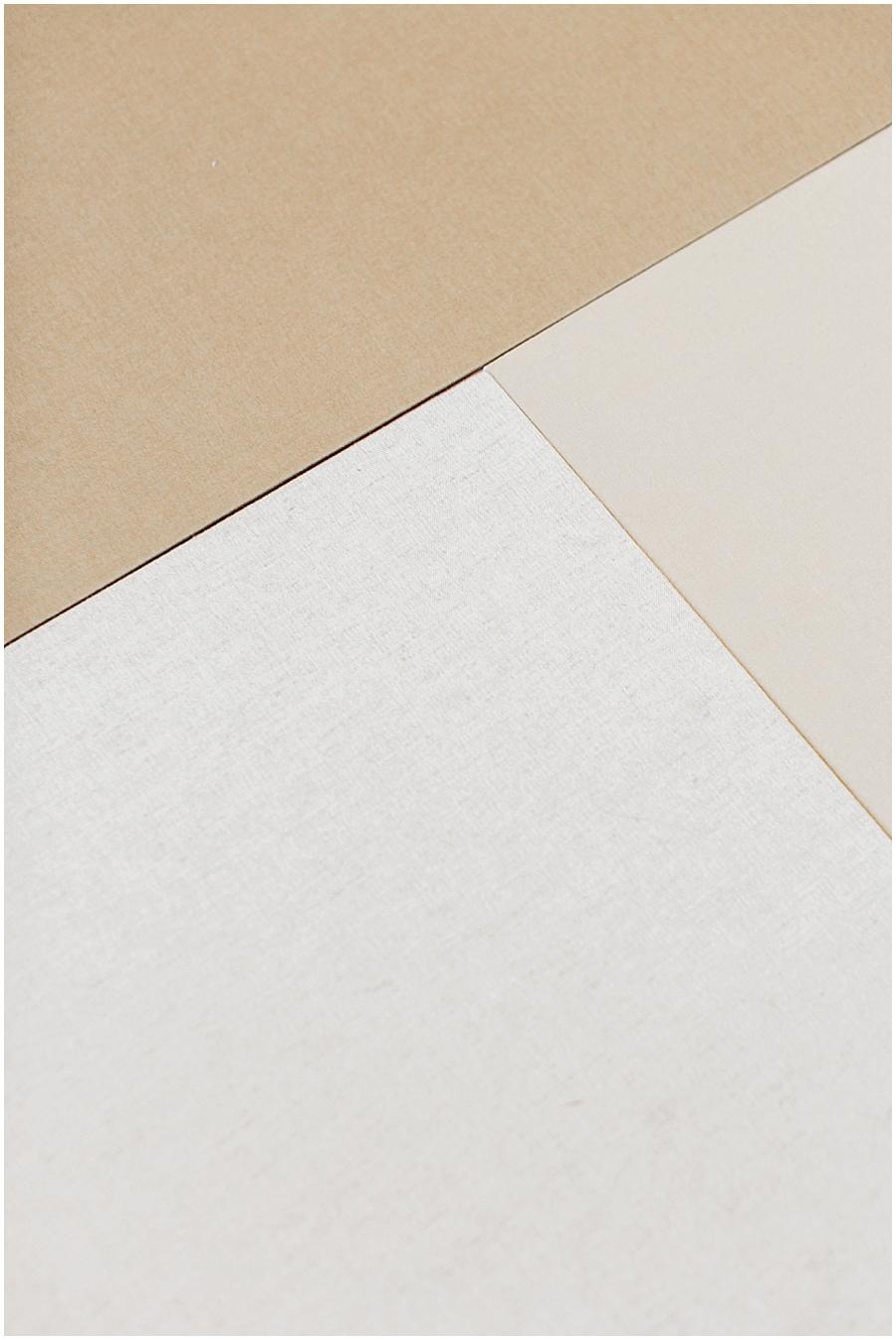 heirloom bindery styling board