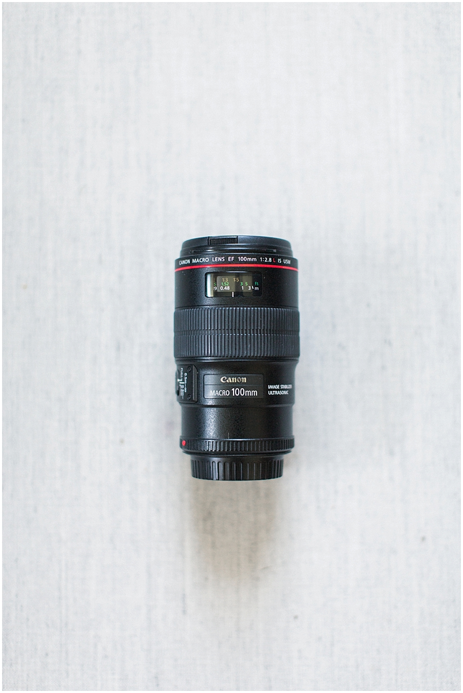 How to photograph bridal details - canon 100 macro