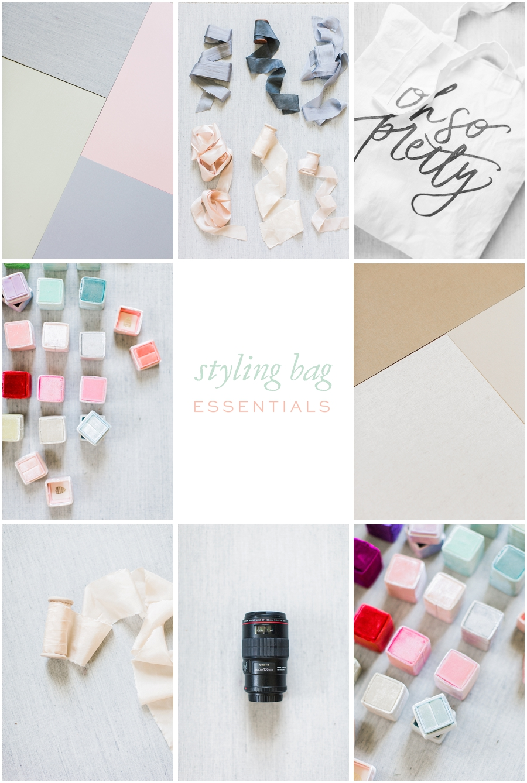 Jordan Brittley's Styling Bag Essentials