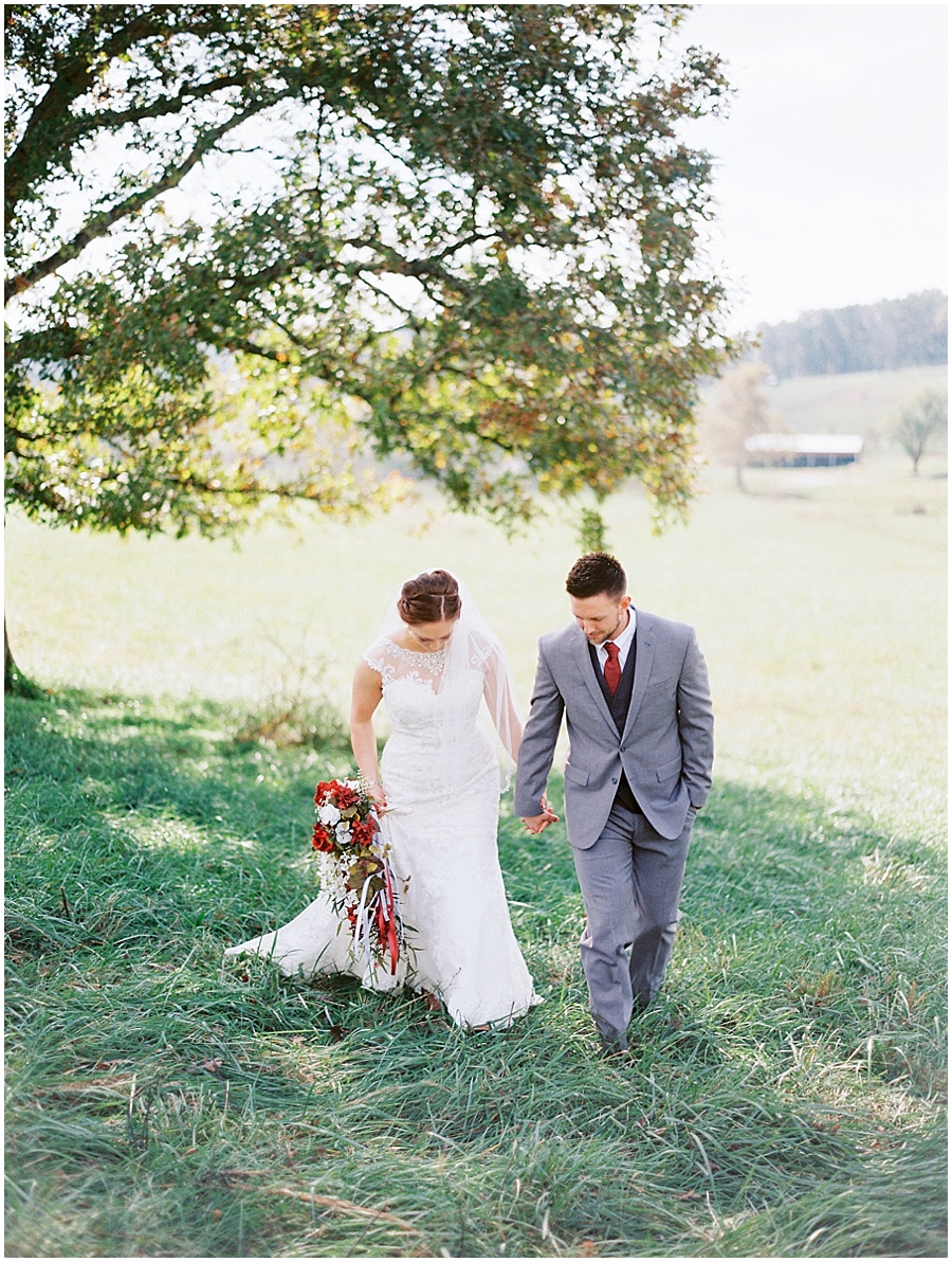 Springfield Missouri Outdoor Wedding Wedding Photos | Elegant Photographer