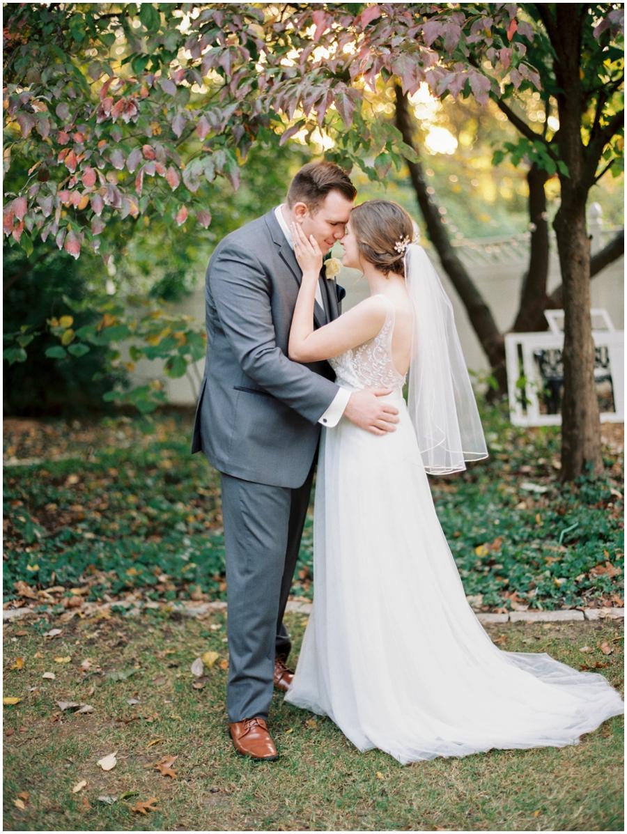 Southern Missouri Outdoor Wedding Photos   Romantic Photography