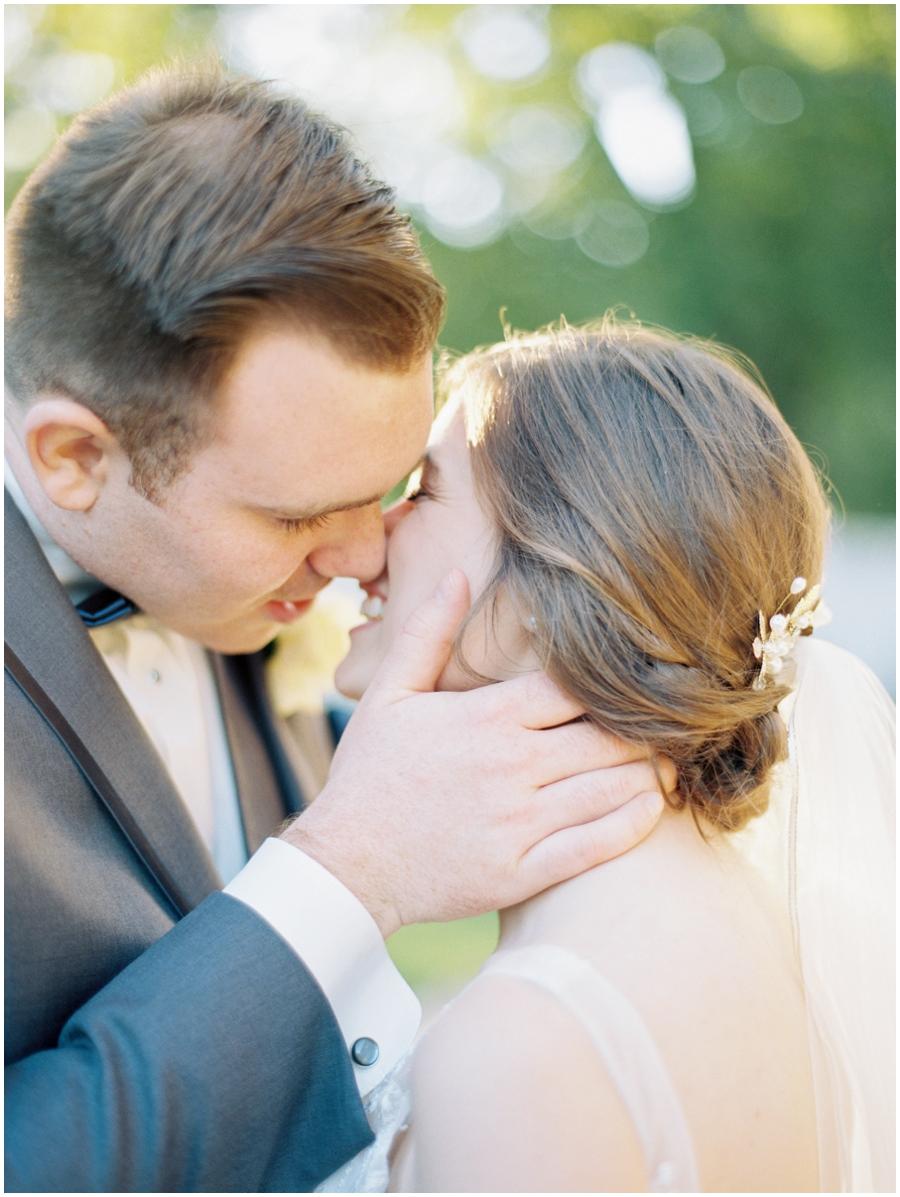 St. Louis Missouri Outdoor Wedding Photos   Romantic Photographer