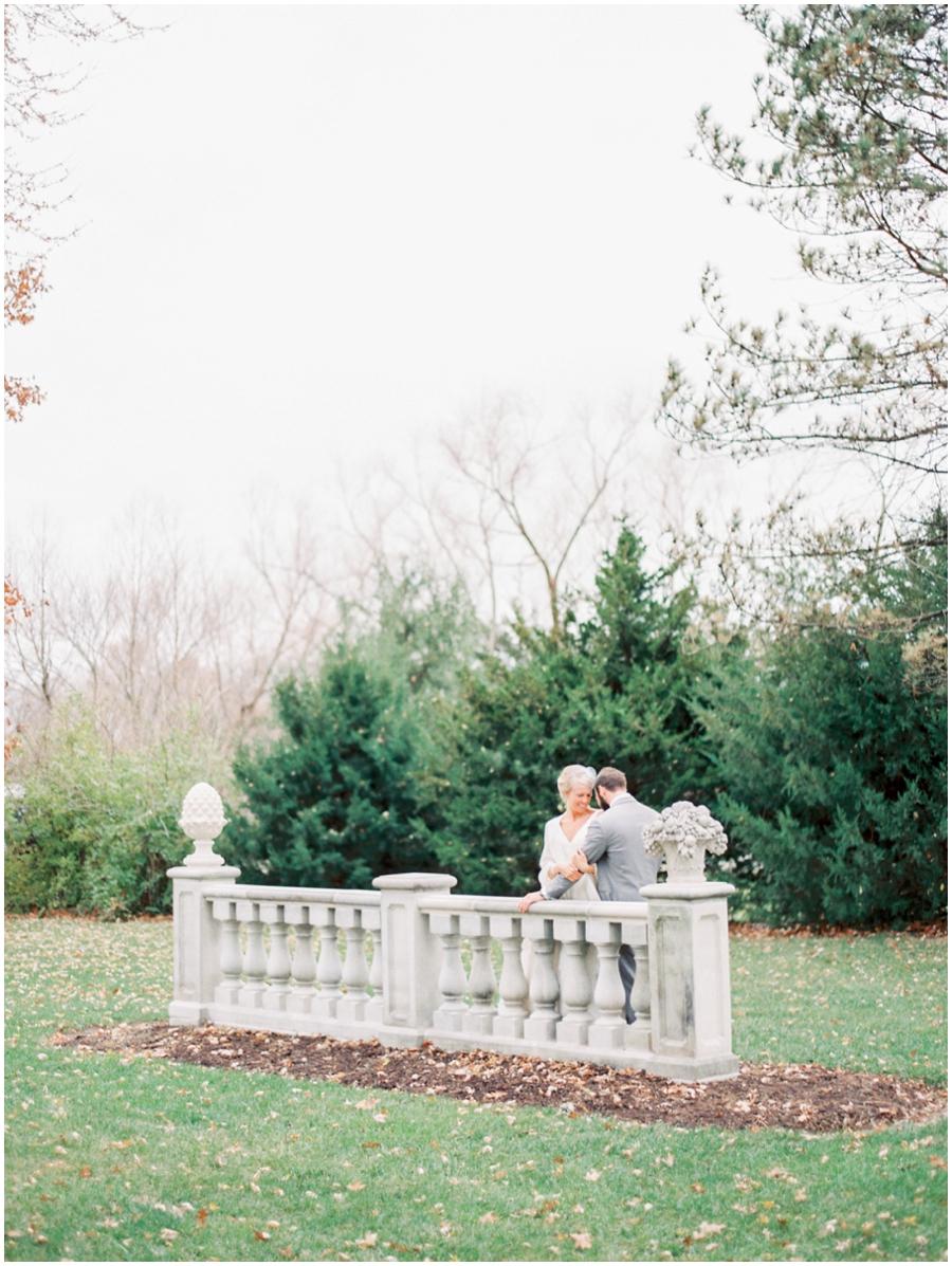 Kansas City Missouri Garden Wedding Photos   Elegant Photographer