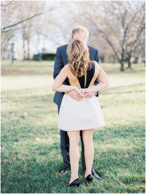 Southern Missouri Outdoor Engagement Photos | Elegant Photography
