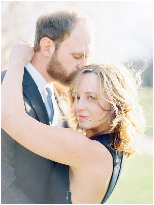 Southern Missouri Outdoor Engagement Photos | Fine Art Photography