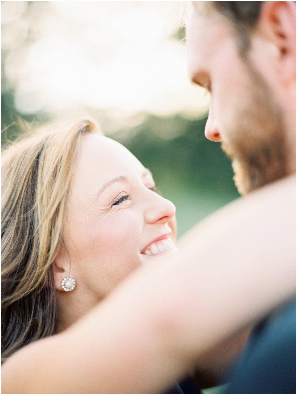 Kansas City Missouri Outdoor Engagement Photos | Light & Airy Photographer