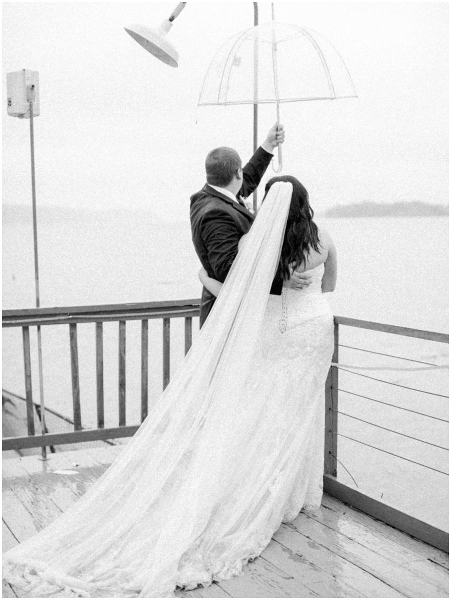 Illinois Outdoor Wedding Photos   Film Photography