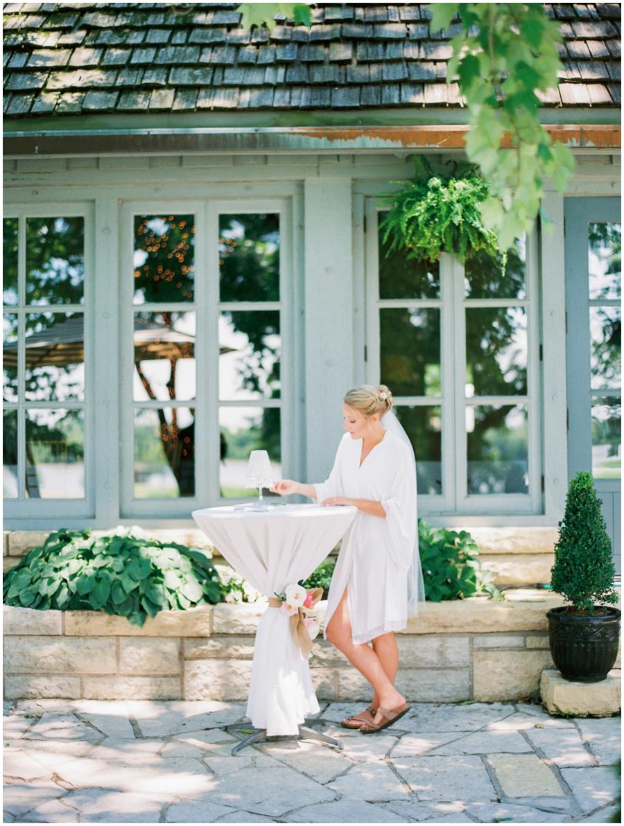 Southern Missouri Hotel Wedding Photos | Film Photography